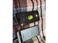 HTC m8 and Moto XT1032 16gb for use or parts