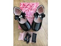 Designer kids shoes size 8 from £10