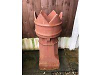Garden Terracotta Chimney Pot