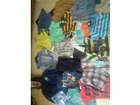Lovely boys clothes bundle 12-18 months