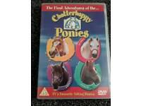 Chatterhappy ponies dvd