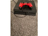 PS4 500gb console for sale