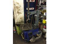 Colibri Tyre fitting machine & Tecalemit wheel balancer machine