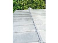 LEAD, COPPER, ZINC AND STAINLESS STEEL STANDING SEAM ROOFING SPECIALIST.