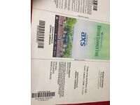 2 Tickets Roger Waters Hyde Park 6 July 2018