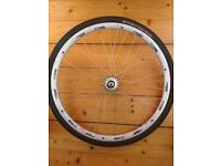 "Single Speed rear mtb 26"" wheel. Specialized hub. Fixie compatible"