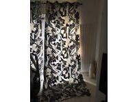 Eyelet Ikea curtains