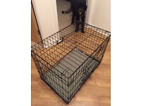 Dog crate, perfect condition