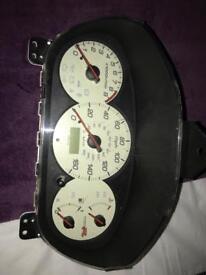 Civic ep3 Type R clocks