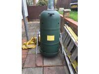 Tumbler composting bin RRP £115