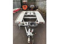Car trailer brand new.