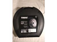 Snow Chains Thule XG-12 Pro 12mm No. 247 Never Used 4x4