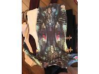 Women's clothes 8-10 topshop river island