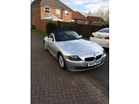 BMW Z4 Se 2007 immaculate full service history 48000m