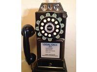 retro American phone