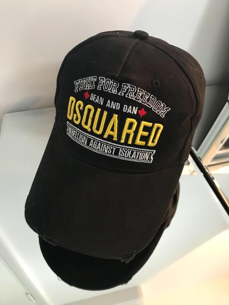 5abc5d873d447 DSquared DSQ Hat