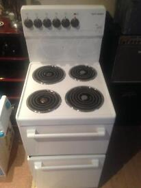 Tricity Tiara Electric Cooler - Seperate Grill/Oven - Immaculate