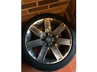 """BMW 17"""" wheels"""