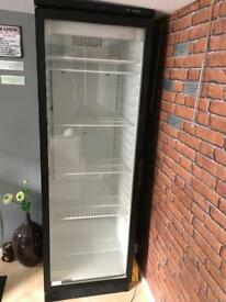 Tall drinks fridge