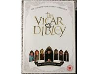 The Vicar of Dibley boxset