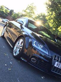Audi TTS Quattro Coupe Semi-auto