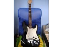 Squier by Fender stratocaster 80s Perfect Condition