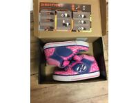 SIZE 13 GIRLS HEELYS FOR SALE!!