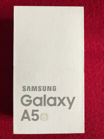 BRAND NEW Samsung Galaxy A5 WHITE COLOR Network Unlocked