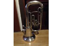 Hello i have a Baratone lafleur boosey and hawks for sale no case but has mouth piece good condition