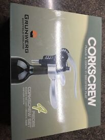 Corkscrew set