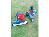 OXELO PLAY 3 KIDS' SKATES