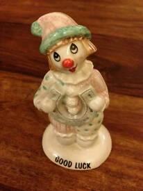 Berwick 'Good Luck' clown figurine