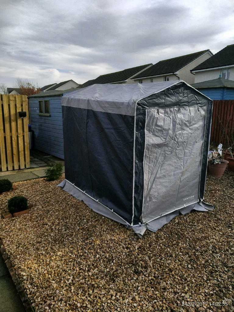 Ventura Isabella Space Storage Tent Camping Caravan ...