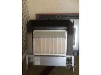 Patterton Housewarmer 55 Back Boiler and matching Potterton Brava Fire
