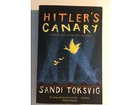 'Hitler's Canary' by Sandi Toksvig