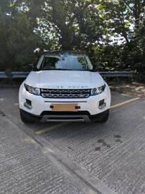Range Rover evoque sd4 pure