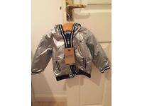 Brand new mayoral jacket with tags age 12 months £10