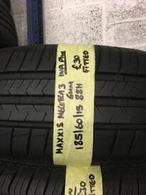 185/60/15 1856015 185-60-15 185:60:15 88H MAXXIS MECOTRA tyre