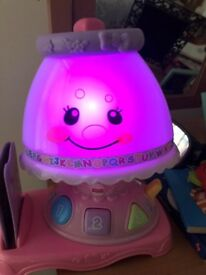 Fisher Price Lamp (Laugh & Learn) My Pretty Learning Lamp