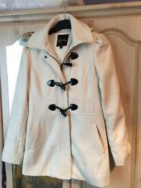 GUESS Winter White Coat