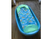 Baby bath, 3 stage