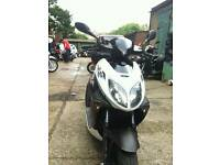 Keeway 125 2012