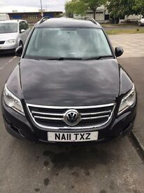 """Excellent VW Tiguan 2011 In Very Cheap Price of £7550. """"Need Urgent Cash"""""""