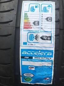 Brand new 225/35/ZR19 ACCELERA