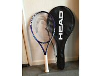 TENNIS RAQUETS x 2 Head IG Sonic Performance series
