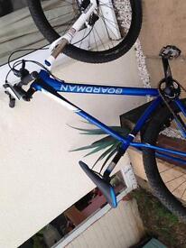 Boardman team 29er mountain bike