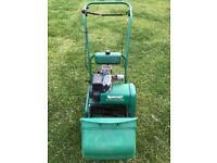 Qualcast cylinder lawn mower £50