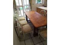 Furniture clearance -Table and chairs