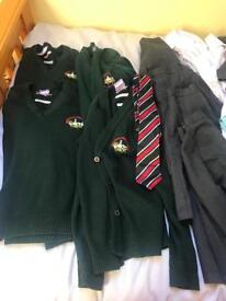 Dundonald Primary School Uniform