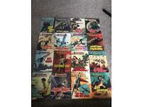 200+ commando comics